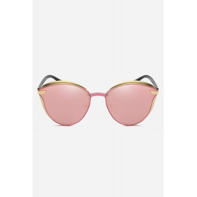 Unique Style Round Lens Women SunglassesStylish Sunglasses<br>Unique Style Round Lens Women Sunglasses<br><br>Frame material: Alloy<br>Functions: Windproof, Dustproof, UV Protection<br>Gender: For Women<br>Lens material: Resin<br>Package Contents: 1 x Sunglasses<br>Package size (L x W x H): 16.00 x 7.00 x 8.00 cm / 6.3 x 2.76 x 3.15 inches<br>Package weight: 0.0615 kg<br>Product weight: 0.0315 kg