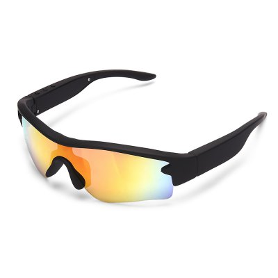 Robesbon 369 Wireless Polarized Bluetooth GlassesOther Eyewear<br>Robesbon 369 Wireless Polarized Bluetooth Glasses<br><br>Brand: ROBESBON<br>Material: PC<br>Package Content: 1 x Glasses, 1 x Lens, 1 x Box, 1 x Cleaning Cloth, 1 x USB Cable, 1 x Earphone Cable, 1 x Chinese and English Bilingual Manual<br>Package size: 19.00 x 10.00 x 7.50 cm / 7.48 x 3.94 x 2.95 inches<br>Package weight: 0.1860 kg<br>Product size: 19.00 x 10.00 x 7.50 cm / 7.48 x 3.94 x 2.95 inches<br>Product weight: 0.0370 kg<br>Type: Goggles