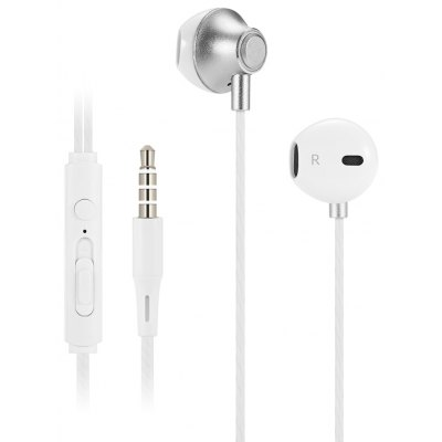 WSXS02 Music Metal Earphones