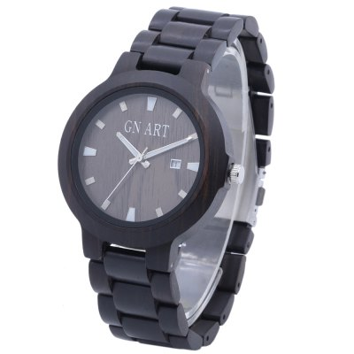 GNART Men Maple Band Quartz WatchMens Watches<br>GNART Men Maple Band Quartz Watch<br><br>Band material: Maple<br>Band size: 23 x 2cm<br>Brand: GNART<br>Case material: Maple<br>Clasp type: Sheet folding clasp<br>Dial size: 4.5 x 4.5 x 1.1cm<br>Display type: Analog<br>Movement type: Quartz watch<br>Package Contents: 1 x Watch, 1 x Box, 1 x Small Pillow, 1 x Disassembly Tool<br>Package size (L x W x H): 7.00 x 8.00 x 8.50 cm / 2.76 x 3.15 x 3.35 inches<br>Package weight: 0.1220 kg<br>Product size (L x W x H): 23.00 x 4.50 x 1.10 cm / 9.06 x 1.77 x 0.43 inches<br>Product weight: 0.0420 kg<br>Shape of the dial: Round<br>Watch mirror: Mineral glass<br>Watch style: Fashion<br>Watches categories: Men