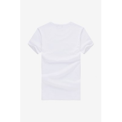 Leisure 3D Print Round Neck Short Sleeve T-shirt for MenMens Short Sleeve Tees<br>Leisure 3D Print Round Neck Short Sleeve T-shirt for Men<br><br>Material: Cotton<br>Neckline: Round Neck<br>Package Content: 1 x T-shirt<br>Package size: 26.00 x 20.00 x 1.00 cm / 10.24 x 7.87 x 0.39 inches<br>Package weight: 0.2500 kg<br>Product weight: 0.2000 kg<br>Season: Summer<br>Sleeve Length: Short Sleeves<br>Style: Fashion, Casual