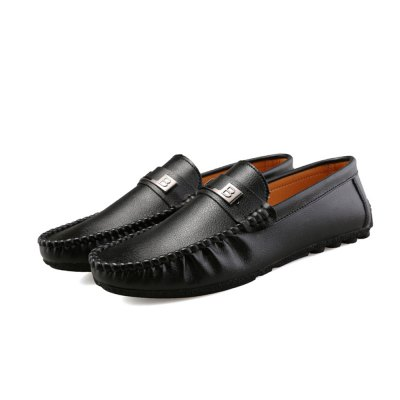 Stylish Slip On Leather Loafer Doug Shoes for Men