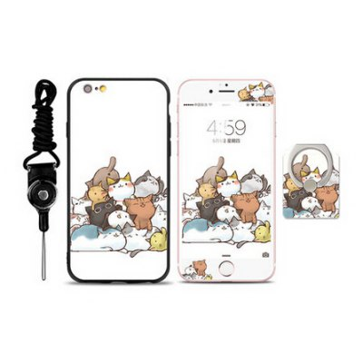 Protective Women Animals Case for iPhone 6 Plus / 6S Plus