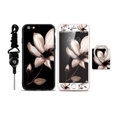 Protective Women Silicone Case for iPhone 6 Plus / 6S Plus