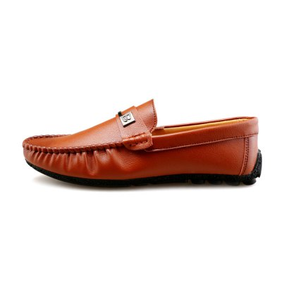 Stylish Slip On Leather Loafer Doug Shoes for MenMen's Oxford<br>Stylish Slip On Leather Loafer Doug Shoes for Men<br><br>Closure Type: Slip-On<br>Contents: 1 x Pair of Shoes<br>Function: Slip Resistant<br>Lining Material: Genuine Leather<br>Materials: Rubber, Leather<br>Occasion: Casual, Daily<br>Outsole Material: Rubber<br>Package Size ( L x W x H ): 31.00 x 21.00 x 11.00 cm / 12.2 x 8.27 x 4.33 inches<br>Package Weights: 0.75kg<br>Pattern Type: Solid<br>Seasons: Autumn,Spring<br>Style: Leisure, Fashion, Casual<br>Toe Shape: Round Toe<br>Type: Casual Leather Shoes<br>Upper Material: Leather