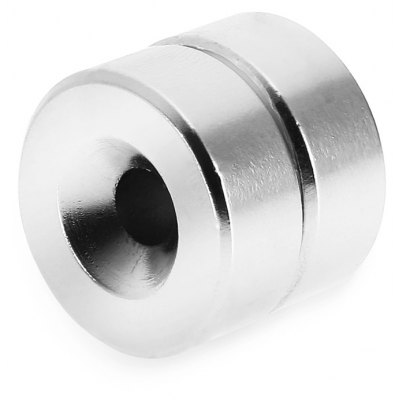 2pcs / set N38 25 x 10mm NdFeB Annular Magnet