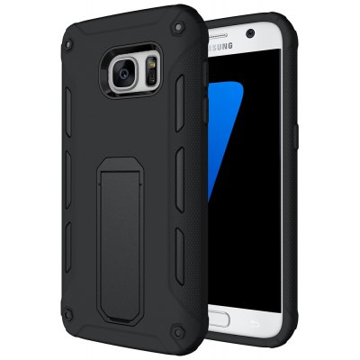 Luanke PC Phone Cover Case for Samsung Galaxy S7 Edge