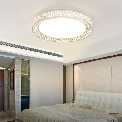 Modern Round LED Ceiling Light Creative Lamp 220V