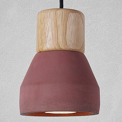 Nordic Industrial Style Creative Cement Pendant Light 220V