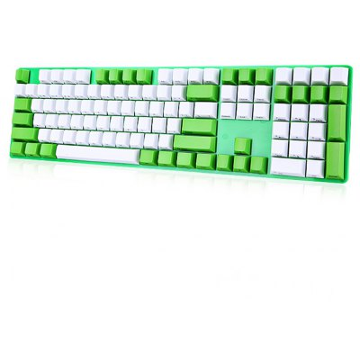108 PBT Keycap Set for Cherry Mx Keyboard Side Printed