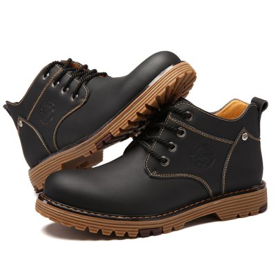 Male Martin High Slip Resistance Lace Up Leather BootsMens Boots<br>Male Martin High Slip Resistance Lace Up Leather Boots<br><br>Closure Type: Lace-Up, Lace-Up<br>Contents: 1 x Pair of Boots, 1 x Pair of Boots<br>Function: Slip Resistant, Slip Resistant<br>Materials: Rubber, Leather, Leather, Rubber<br>Occasion: Daily, Daily, Holiday, Holiday, Dress, Dress, Casual, Casual<br>Outsole Material: Rubber, Rubber<br>Package Size ( L x W x H ): 33.00 x 24.00 x 13.00 cm / 12.99 x 9.45 x 5.12 inches, 33.00 x 24.00 x 13.00 cm / 12.99 x 9.45 x 5.12 inches<br>Package Weights: 1.05kg, 1.05kg<br>Pattern Type: Solid, Solid<br>Seasons: Autumn,Spring, Autumn,Spring<br>Style: Casual, Casual, Fashion, Leisure, Fashion, Modern, Modern, Leisure<br>Toe Shape: Round Toe, Round Toe<br>Type: Boots, Boots<br>Upper Material: Leather, Leather