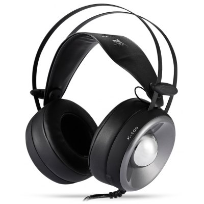X - 100 Stereo Over-ear Gaming Headphones