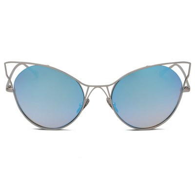 Modern Western Style Unisex SunglassesStylish Sunglasses<br>Modern Western Style Unisex Sunglasses<br><br>Frame material: Alloy<br>Functions: Windproof, Dustproof, UV Protection<br>Gender: For Unisex<br>Lens material: PC<br>Package Contents: 1 x Sunglasses<br>Package size (L x W x H): 16.00 x 7.00 x 8.00 cm / 6.3 x 2.76 x 3.15 inches<br>Package weight: 0.0665 kg<br>Product weight: 0.0365 kg