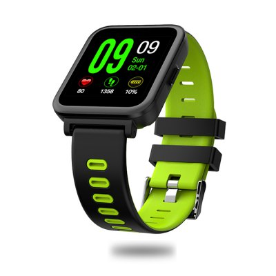 SN 10 Heart Rate SmartwatchSmart Watches<br>SN 10 Heart Rate Smartwatch<br><br>Alert type: Vibration<br>Band material: TPU<br>Band size: 24.5 x 2.2 cm<br>Battery  Capacity: 230mAh<br>Bluetooth calling: Callers name display,Phone call reminder<br>Bluetooth Version: Bluetooth 4.0<br>Built-in chip type: MTK2502<br>Case material: Acrylic,PC<br>Charging Time: About 2hours<br>Compatability: Android 4.4 and iOS 8.0 or above<br>Compatible OS: Android, IOS<br>Dial size: 4.9 x 4 x 1.0 cm<br>Health tracker: Heart rate monitor,Pedometer,Sedentary reminder,Sleep monitor<br>Language: Arabic,English,German,Polish,Portuguese,Romanian,Russian,Spanish,Turkish<br>Messaging: Message reminder<br>Notification type: Facebook, Wechat, Twitter, Skype, WhatsApp<br>Operating mode: Touch Screen<br>Other Function: Calender, Alarm<br>Package Contents: 1 x Smartwatch, 1 x USB Cable, 1 x English Manual<br>Package size (L x W x H): 11.00 x 8.20 x 5.80 cm / 4.33 x 3.23 x 2.28 inches<br>Package weight: 0.1660 kg<br>People: Female table,Male table<br>Product size (L x W x H): 24.50 x 4.00 x 1.00 cm / 9.65 x 1.57 x 0.39 inches<br>Product weight: 0.0550 kg<br>RAM: 32MB<br>Remote control function: Remote Camera<br>ROM: 32MB<br>Screen resolution: 240 x 240<br>Shape of the dial: Rectangle<br>Standby time: 7 days<br>Type of battery: Lithium-ion polymer battery