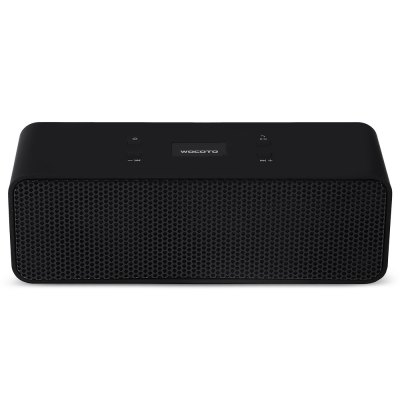 Wocoto SP - 21BT Mini Portable Wireless Bluetooth SpeakerSpeakers<br>Wocoto SP - 21BT Mini Portable Wireless Bluetooth Speaker<br><br>Audio Source: Bluetooth Enabled Devices<br>Battery Capacity: 1200mAh<br>Brands: Wocoto<br>Charging Time: 4H<br>Compatible with: Tablet PC, PSP, PC, MP5, MP4, MP3, Computer, iPhone, iPod, Laptop, Mobile phone<br>Connection: Wireless<br>Design: Classical<br>Interface: 3.5mm Audio, Micro USB<br>Model: SP - 21BT<br>Package Contents: 1 x Wocoto SP - 21BT Bluetooth Speaker, 1 x Audio Cable, 1 x USB Cable, 1 x English Manual<br>Package size (L x W x H): 21.50 x 11.00 x 7.20 cm / 8.46 x 4.33 x 2.83 inches<br>Package weight: 0.4270 kg<br>Power Output: 3W<br>Product size (L x W x H): 18.00 x 5.60 x 6.20 cm / 7.09 x 2.2 x 2.44 inches<br>Product weight: 0.2820 kg<br>Supports: Volume Control, Bluetooth, Hands-free Calls<br>Working Time: 10H