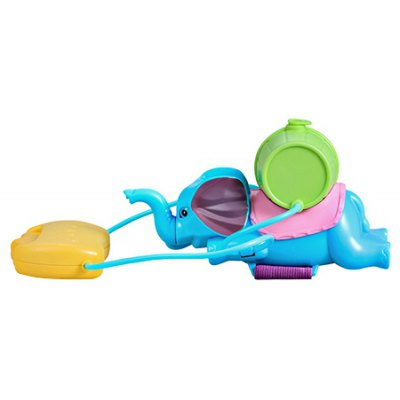 Beach Wrist Water Squirt Toys of Elephant Design