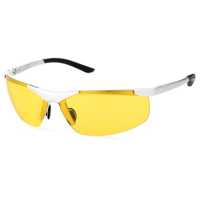 6806 Night Vision Polarized Lens Driving Cycling Glasses