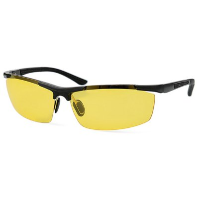 8530 Night Vision Polarized Lens Driving Cycling Glasses