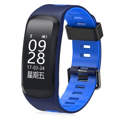 no 1 f4 heart rate smartband   22 99 online shopping