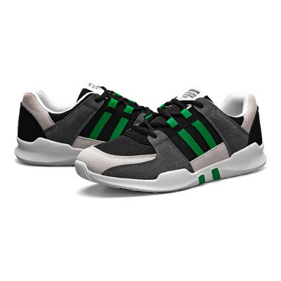 Male Casual Athletic Lace Up Split Joint Walking ShoesMen's Sneakers<br>Male Casual Athletic Lace Up Split Joint Walking Shoes<br><br>Closure Type: Lace-Up, Lace-Up<br>Contents: 1 x Pair of Shoes, 1 x Pair of Shoes<br>Decoration: Split Joint, Split Joint<br>Function: Slip Resistant, Slip Resistant<br>Materials: Rubber, Fabric, Rubber<br>Occasion: Sports, Casual, Daily, Sports, Outdoor Clothing, Running, Running, Outdoor Clothing, Casual, Daily<br>Outsole Material: Rubber, Rubber<br>Package Size ( L x W x H ): 33.00 x 24.00 x 13.00 cm / 12.99 x 9.45 x 5.12 inches, 33.00 x 24.00 x 13.00 cm / 12.99 x 9.45 x 5.12 inches<br>Package Weights: 0.82kg, 0.82kg<br>Seasons: Autumn,Spring, Autumn,Spring<br>Style: Leisure, Leisure, Comfortable, Fashion, Fashion, Casual, Comfortable, Casual<br>Toe Shape: Round Toe, Round Toe<br>Type: Sports Shoes<br>Upper Material: Cotton Fabric, Cotton Fabric