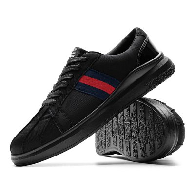 Male Casual Breathable Athletic Lace Up Running ShoesMen's Sneakers<br>Male Casual Breathable Athletic Lace Up Running Shoes<br><br>Closure Type: Lace-Up, Lace-Up<br>Contents: 1 x Pair of Shoes, 1 x Pair of Shoes<br>Decoration: Weave, Weave<br>Materials: Woven Fabric, PU<br>Occasion: Sports, Running, Outdoor Clothing, Daily, Running, Casual, Sports<br>Outsole Material: PU, PU<br>Package Size ( L x W x H ): 33.00 x 22.00 x 11.00 cm / 12.99 x 8.66 x 4.33 inches, 33.00 x 22.00 x 11.00 cm / 12.99 x 8.66 x 4.33 inches<br>Package Weights: 0.82kg, 0.82kg<br>Pattern Type: Stripe<br>Seasons: Autumn,Spring, Autumn,Spring<br>Style: Fashion, Leisure, Modern, Leisure, Casual, Fashion, Casual, Modern<br>Toe Shape: Round Toe, Round Toe<br>Type: Casual Shoes<br>Upper Material: Woven Fabric, Woven Fabric
