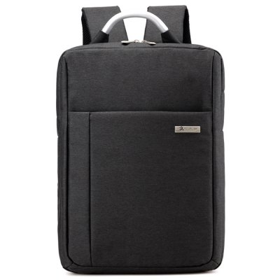 Men Chic Laptop Computer BackpackBackpacks<br>Men Chic Laptop Computer Backpack<br><br>Features: Wearable<br>Gender: Men<br>Material: Oxford Fabric<br>Package Size(L x W x H): 42.00 x 29.00 x 8.00 cm / 16.54 x 11.42 x 3.15 inches<br>Package weight: 0.6000 kg<br>Packing List: 1 x Backpack<br>Product weight: 0.5600 kg<br>Style: Casual, Fashion<br>Type: Backpacks