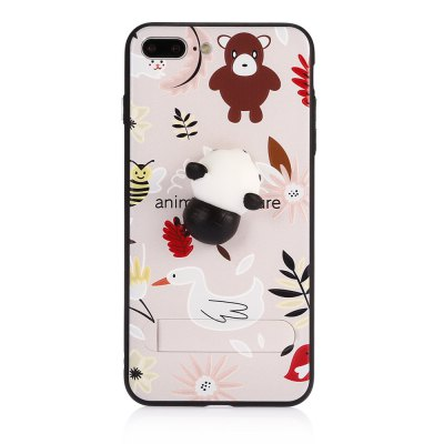 3D Solid Cat-pad Phone Case Stand Cover for iPhone 7 PlusiPhone Cases/Covers<br>3D Solid Cat-pad Phone Case Stand Cover for iPhone 7 Plus<br><br>Compatible for Apple: iPhone 7 Plus<br>Features: Anti-knock, Back Cover, Cases with Stand<br>Material: Silicone<br>Package Contents: 1 x Phone Case<br>Package size (L x W x H): 24.00 x 16.00 x 2.80 cm / 9.45 x 6.3 x 1.1 inches<br>Package weight: 0.0610 kg<br>Product size (L x W x H): 16.00 x 8.00 x 1.80 cm / 6.3 x 3.15 x 0.71 inches<br>Product weight: 0.0350 kg<br>Style: Animal, Ultra Slim, Pattern, Funny, 3D Print, Cartoon, Cute