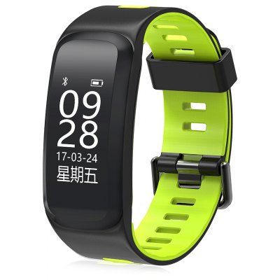 NO.1 F4 Heart Rate Smartband IP68 Waterproof