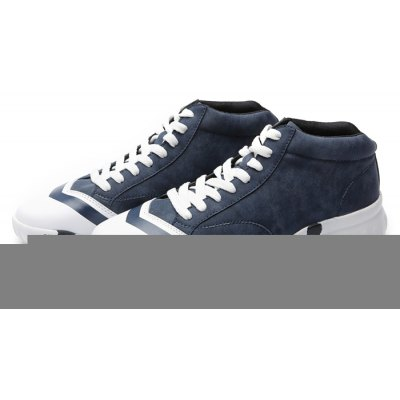Male Slip Resistance Lace Up Suede Leisure Shoes