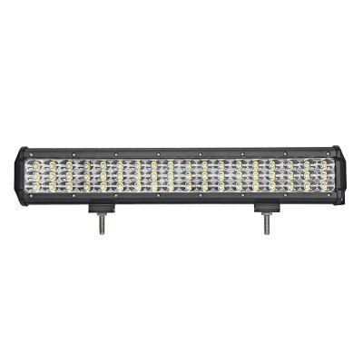DY63 - 162W Spot 16200LM LED Light BarCar Lights<br>DY63 - 162W Spot 16200LM LED Light Bar<br><br>Apply lamp position : External Lights<br>Apply To Car Brand: Universal<br>Color temperatures: 6000K<br>Connector: No<br>Emitting color: White<br>Lumens: 16200LM<br>Package Contents: 1 x LED Ligbt<br>Package size (L x W x H): 53.50 x 12.00 x 11.00 cm / 21.06 x 4.72 x 4.33 inches<br>Package weight: 1.5400 kg<br>Product size (L x W x H): 44.50 x 6.40 x 10.70 cm / 17.52 x 2.52 x 4.21 inches<br>Product weight: 1.4000 kg<br>Type: Work Light<br>Type of lamp-house : LED