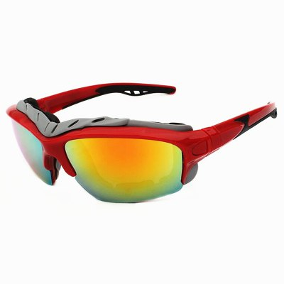 CTSmart 1208 Outdoor Sports Cycling GlassesCycling Sunglasses<br>CTSmart 1208 Outdoor Sports Cycling Glasses<br><br>Brand: CTSmart<br>Features: Replaceable Lens<br>Lens material: Resin<br>Package Contents: 1 x Glasses, 1 x Box<br>Package Size(L x W x H): 17.00 x 7.20 x 6.50 cm / 6.69 x 2.83 x 2.56 inches<br>Package weight: 0.2000 kg<br>Product Size(L x W x H): 12.40 x 12.10 x 4.60 cm / 4.88 x 4.76 x 1.81 inches<br>Product weight: 0.0300 kg<br>Suitable for: Hiking, Camping, Cycling, Traveling, Mountaineering<br>Type: Goggle