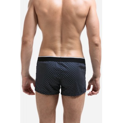 Male Casual Classic Dot Home ShortsMens Underwear &amp; Pajamas<br>Male Casual Classic Dot Home Shorts<br><br>Material: Cotton<br>Package Contents: 1 x Men Shorts<br>Package size: 20.00 x 20.00 x 2.00 cm / 7.87 x 7.87 x 0.79 inches<br>Package weight: 0.1400 kg<br>Product weight: 0.1000 kg