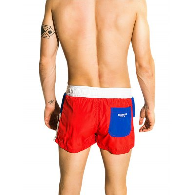Casual Simple Leisure Home ShortsMens Underwear &amp; Pajamas<br>Casual Simple Leisure Home Shorts<br><br>Material: Polyester<br>Package Contents: 1 x Men Shorts<br>Package size: 20.00 x 20.00 x 2.00 cm / 7.87 x 7.87 x 0.79 inches<br>Package weight: 0.1900 kg<br>Product weight: 0.1500 kg