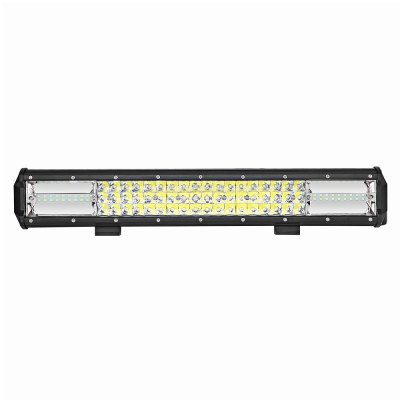DY83 - 270W Combo 27000LM LED Light BarCar Lights<br>DY83 - 270W Combo 27000LM LED Light Bar<br><br>Apply lamp position : External Lights<br>Apply To Car Brand: Universal<br>Color temperatures: 6000K<br>Connector: No<br>Emitting color: White<br>Lumens: 27000LM<br>Package Contents: 1 x LED Light<br>Package size (L x W x H): 64.00 x 12.50 x 12.50 cm / 25.2 x 4.92 x 4.92 inches<br>Package weight: 1.7700 kg<br>Product size (L x W x H): 48.80 x 8.00 x 6.50 cm / 19.21 x 3.15 x 2.56 inches<br>Product weight: 1.5300 kg<br>Type: Work Light<br>Type of lamp-house : LED
