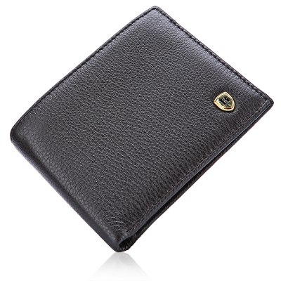 Banlear Business Men Bifold WalletWallets<br>Banlear Business Men Bifold Wallet<br><br>Brand: Banlear<br>Features: Moistureproof<br>For: Daily Use<br>Gender: Men<br>Material: Genuine Leather<br>Package Size(L x W x H): 12.50 x 10.50 x 2.00 cm / 4.92 x 4.13 x 0.79 inches<br>Package weight: 0.0900 kg<br>Packing List: 1 x Wallet<br>Product Size(L x W x H): 11.50 x 9.50 x 1.00 cm / 4.53 x 3.74 x 0.39 inches<br>Product weight: 0.0630 kg<br>Style: Business<br>Type: Bi-fold
