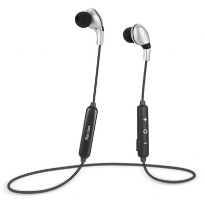 Baseus S04 Magnetic Bluetooth Sports Earbuds with Mic