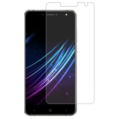 Naxtop Transparent Tempered Glass Screen Film for Doogee X7 Max Pro / X7 Max - 1PC