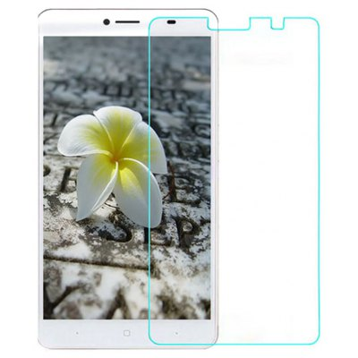 Naxtop 2PCS Tempered Glass Screen Film for Doogee Y6 Max