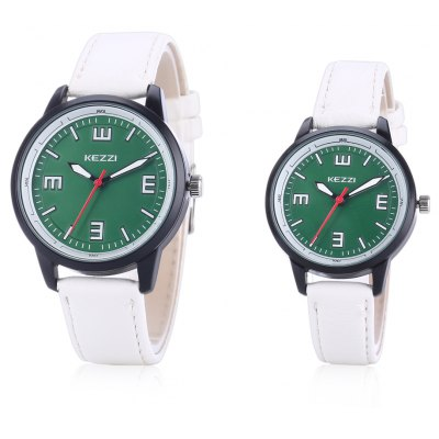 KEZZI 1755 Couple Watches