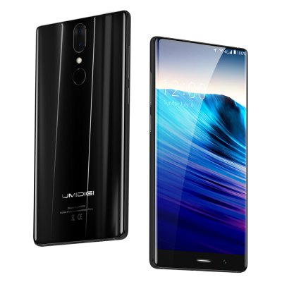 UMIDIGI Crystal 4G Phablet 2GB RAM VersionCell phones<br>UMIDIGI Crystal 4G Phablet 2GB RAM Version<br><br>2G: GSM 850/900/1800/1900MHz<br>3G: WCDMA 900/2100MHz<br>4G: FDD-LTE 800/1800/2100/2600MHz<br>Additional Features: Camera, Calculator, Browser, Bluetooth, Alarm, 4G, 3G, Fingerprint recognition, Calendar, Fingerprint Unlocking, MP3, MP4, People, Wi-Fi<br>Back Case : 1<br>Back-camera: 13.0MP + 5.0MP<br>Battery Capacity (mAh): 3000mAh<br>Battery Type: Non-removable<br>Battery Volatge: 4.4V<br>Bluetooth Version: V4.0<br>Brand: UMIDIGI<br>Camera type: Triple cameras<br>Cell Phone: 1<br>Cores: Quad Core, 1.5GHz<br>CPU: MTK6737T<br>English Manual : 1<br>External Memory: TF card up to 256GB<br>FM radio: Yes<br>Front camera: 5.0MP<br>GPU: Mali-T720<br>I/O Interface: Type-C, TF/Micro SD Card Slot, Speaker, Micro USB Slot, Micophone, 2 x Nano SIM Slot<br>Language: English, Bahasa Indonesia, Bahasa Melayu, Cestina, Dansk, Deutsch, Espanol, Filipino, French, Hrvatski, latviesu,lietuviu,Italiano, Magyar, Nederlands, Norsk, Polish, Portuguese, Romana, Slovencina, S<br>Music format: WAV, MP3, AMR<br>Network type: GSM+WCDMA+FDD-LTE<br>OS: Android 7.0<br>OTG : Yes<br>Package size: 16.50 x 9.50 x 7.00 cm / 6.5 x 3.74 x 2.76 inches<br>Package weight: 0.4100 kg<br>Picture format: BMP, PNG, GIF, JPEG<br>Power Adapter: 1<br>Product size: 14.13 x 7.48 x 0.81 cm / 5.56 x 2.94 x 0.32 inches<br>Product weight: 0.1800 kg<br>RAM: 2GB RAM<br>ROM: 16GB<br>Screen Protector: 1<br>Screen resolution: 1920 x 1080 (FHD)<br>Screen size: 5.5 inch<br>Screen type: Corning Gorilla Glass, Capacitive<br>Sensor: Accelerometer,Ambient Light Sensor,Gravity Sensor,Proximity Sensor<br>Service Provider: Unlocked<br>SIM Card Slot: Dual Standby, Dual SIM<br>SIM Card Type: Dual Nano SIM<br>SIM Needle: 1<br>Type: 4G Phablet<br>USB Cable: 1<br>Video format: 3GP, MPEG4<br>Video recording: Yes<br>Wireless Connectivity: WiFi, GSM, Bluetooth, GPS, 4G, 3G
