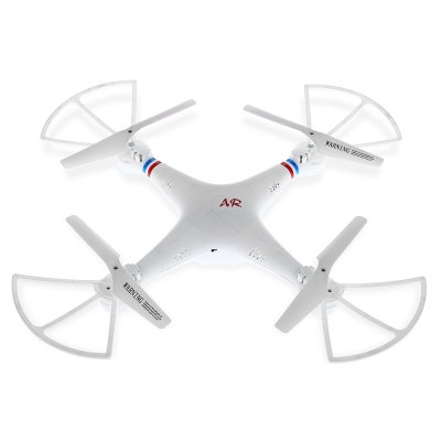 AR11000 2.4GHz 6-channel RC Quadcopter - RTFRC Quadcopters<br>AR11000 2.4GHz 6-channel RC Quadcopter - RTF<br><br>Age: Above 14 years old<br>Battery: 3.7V 600mAh lithium-ion<br>Battery Size: 16g<br>Battery Weight: 4.3 x 2.3 x 0.8cm<br>Built-in Gyro: 6 Axis Gyro<br>Camera Pixels: 0 ( no camera )<br>Channel: 6-Channels<br>Charging Time.: 40mins<br>Compatible with Additional Gimbal: No<br>Features: Radio Control, No camera, Brushed Version<br>Flying Time: 7mins<br>Functions: With light, Turn left/right, Speed up, Slow down, Sideward flight, Forward/backward, 3D rollover, Up/down<br>Kit Types: RTF<br>Level: Beginner Level<br>Model: AR11000<br>Model Power: Built-in rechargeable battery<br>Motor Type: Brushed Motor<br>Night Flight: Yes<br>Package Contents: 1 x Quadcopter ( Battery Included ), 1 x Transmitter, 1 x Mobile Phone Holder, 4 x Landing Strut, 2 x Spare Propeller, 1 x Lanyard, 1 x USB Cable, 1 x Screwdriver, 1 x Pack of Screws, 1 x Set of Chine<br>Package size (L x W x H): 57.50 x 19.50 x 10.20 cm / 22.64 x 7.68 x 4.02 inches<br>Package weight: 1.1730 kg<br>Product size (L x W x H): 31.50 x 31.50 x 10.80 cm / 12.4 x 12.4 x 4.25 inches<br>Product weight: 0.0970 kg<br>Radio Mode: Mode 2 (Left-hand Throttle)<br>Remote Control: 2.4GHz Wireless Remote Control<br>Size: Medium<br>Transmitter Power: 4 x 1.5V AA battery(not included)<br>Type: Quadcopter, Outdoor