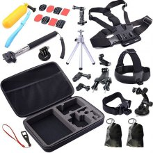 ZFY 30 in 1 Camera Accessories Kit for GoPro