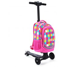 iubest IU - DB04 3-wheel Deachable Electric Backpack Scooter