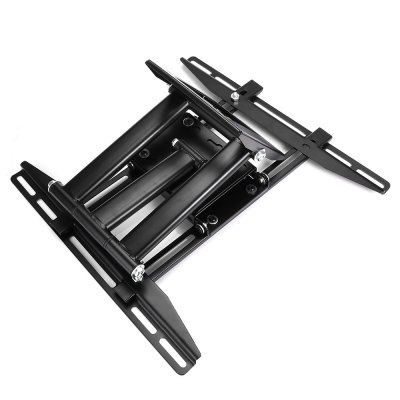 Wall Mount Bracket for 14 - 52 inch Flat Panel TVTV Wall Mount<br>Wall Mount Bracket for 14 - 52 inch Flat Panel TV<br><br>Color: Black<br>Material: Stainless Steel<br>Package Contents: 1 x Wall Mount Bracket, 1 x Screw Pack<br>Package size (L x W x H): 48.00 x 25.00 x 12.00 cm / 18.9 x 9.84 x 4.72 inches<br>Package weight: 4.4100 kg<br>Product weight: 4.1000 kg