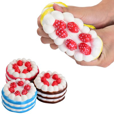 Creative Release Stress Slow Rising Squishy Toys