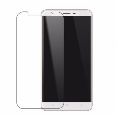 Naxtop Transparent Screen Film Protector Tempered Glass Membrane for OUKITEL U15 S - 2PCS
