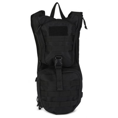 Tactical Hydration Pack Backpack with 2L Water Bladder