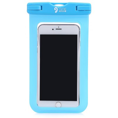 nine FS02 Touch Screen Sealed Waterproof Mobile Phone Bag
