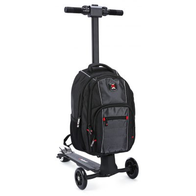 iubest IU - DB01 3-wheel Deachable Electric Backpack Scooter