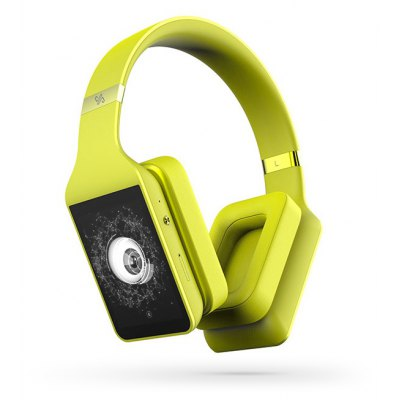 VINCI 1.5 Lite Voice Controlling Smart HiFi Stereo Headset with 3.2 inch Touch Screen